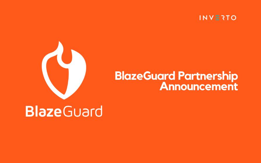 BlazeGuard Partnership Announcement